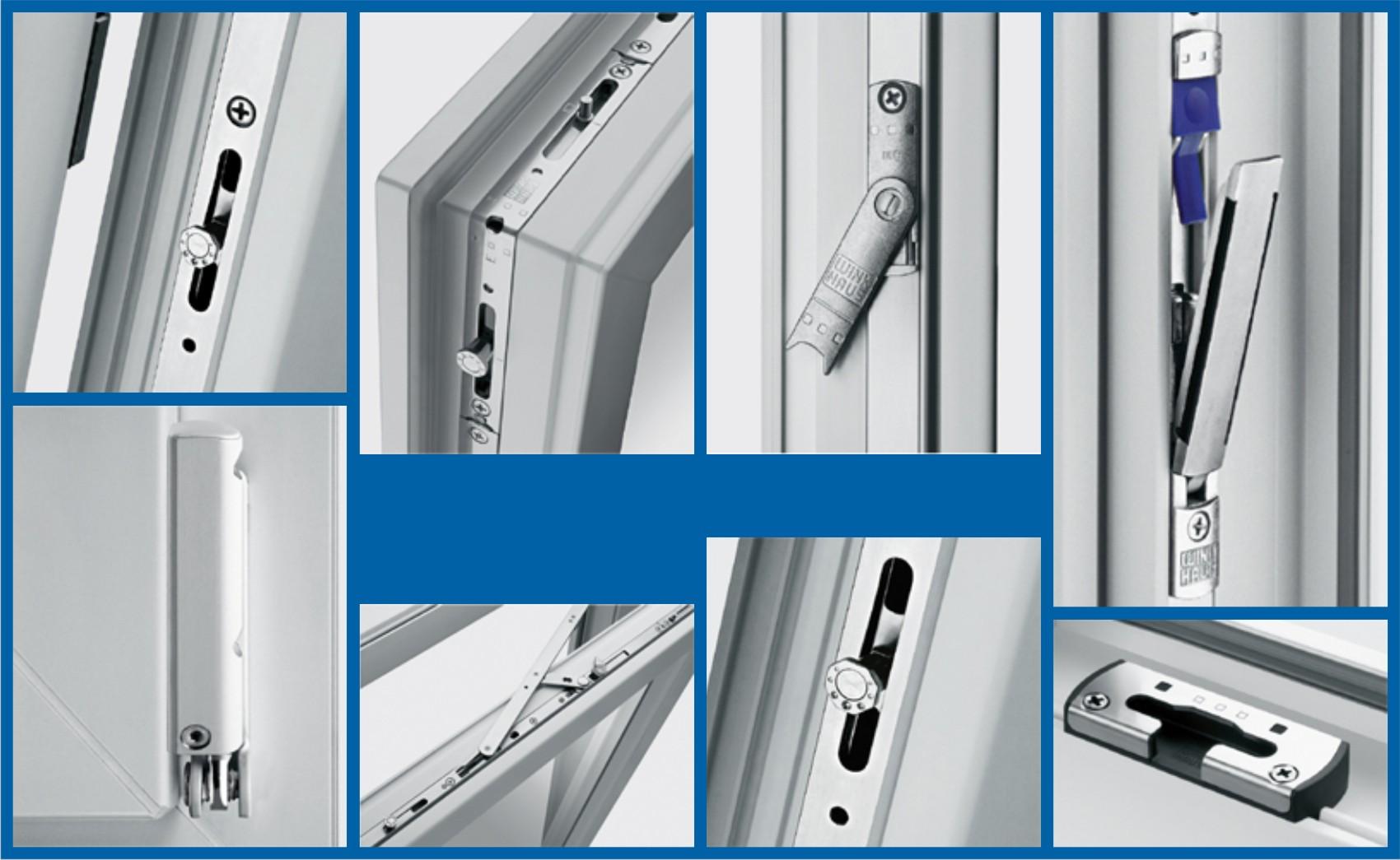 Комплектующие для пластиковых окон/дверей vorne, продам, вид.